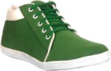 Limerence Boys Lace Sneakers (Green)