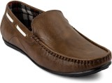 RockSoft Loafers (Brown)