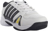 Gcollection Running Shoes (White, Black)