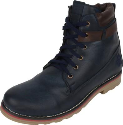 Molessi Blue Boots