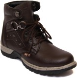 Freedom Daisy Boots (Brown)