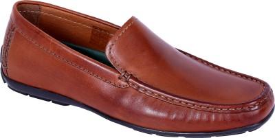 Gaitonde Casper Brown Boat Shoes