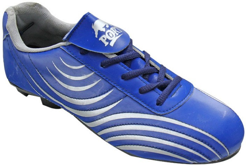 Port Sledger Football Shoes(Blue)