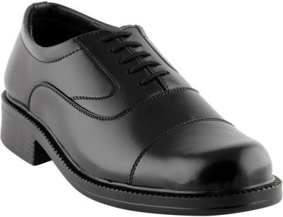 Smart wood 7001 BLK Lace Up Shoes
