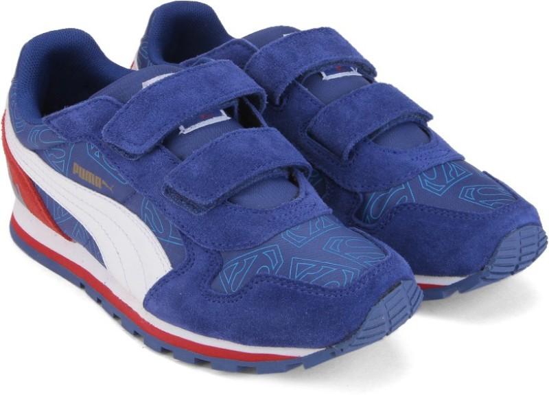Puma ST Runner Superman Kids Casual Shoes