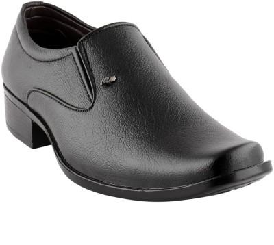 Smart wood 7105 BLK Slip On Shoes