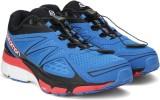 Salomon Running Shoes (Blue)