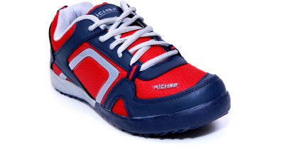 Richer Rr-Star-Blu-Red Running Shoes