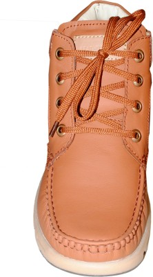 Leather Zone Boots