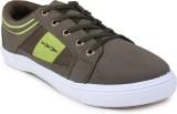 Columbus Canvas Shoes (Green)