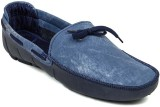 SUDI Loafers (Blue)