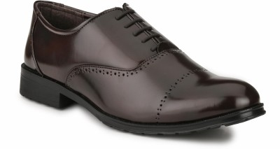 Mactree Brogue Oxford Lace Up Shoes