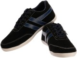 Spiky Casual Shoes (Black)