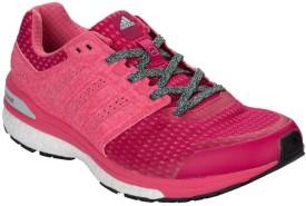Adidas Running Shoes(Pink)