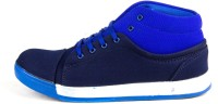 Bhavya's Navy-Blue Casual Shoes(Blue)
