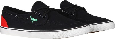 Swagg Mens black sneaker shoes Sneakers