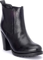 Bruno Manetti M-Jd-150 Boots(Black)