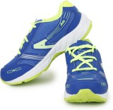 Acto Blue & Green Men's Running Shoes Ru...