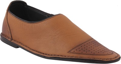 Maly M-25-TAN Loafers