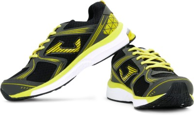 Joma Eder Men Running Shoes(Yellow, Black)