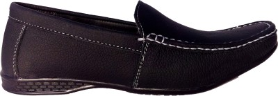 Alestino Leather Loafers