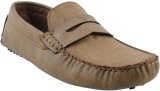 XQZITE Stanbon Loafers (Camel)
