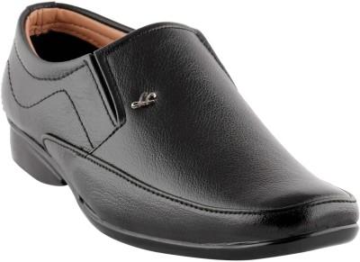 Smart wood 2505 Blk Formal Shoe