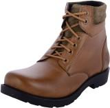 Zohran Boots (Olive)