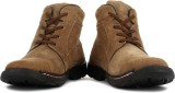 True Soles Men Boots (Tan)
