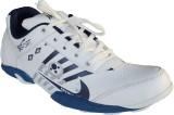 JK Port JKP04WIT Running Shoes (White)