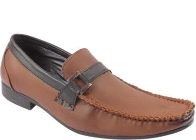 Maly M-20-TAN Loafers