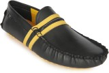 Wega Life FUSION Loafers (Black, Yellow)