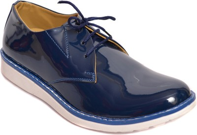 Kamil Blue Casual Shoes