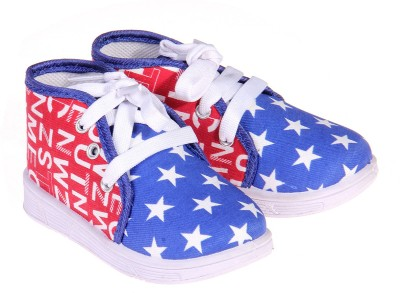 Goyal Blue Addcom Casual Shoes