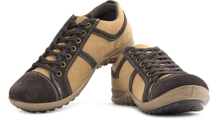 Woodland Men SneakersBrown