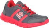 Duke Running Shoes (Grey, Red)