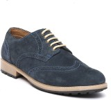 Tanny Shoes Lace Up (Blue)