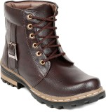 Opancho Premium Quality Boots (Brown)