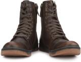 Diesel Boots (Brown)
