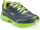 Micato STAR Running Shoes (Green, Grey)