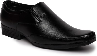 Feather Leather Shoes 026 Slip On Shoes