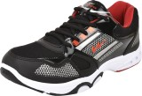 Campus REWISE Running Shoes (White, Red)
