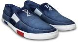 Beonza Premium Denim Loafers (Multicolor...