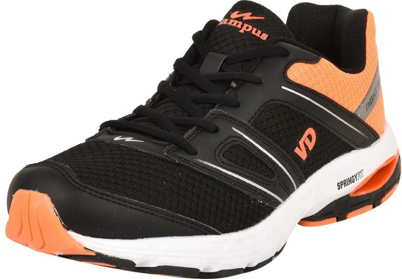Campus VEEDEE Running Shoes(Blac...