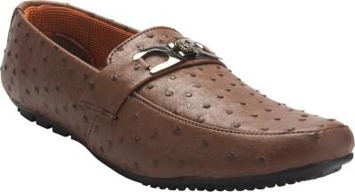 Hansfootnfit Hms101brown Loafers
