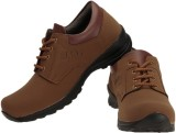 Spiky Outdoor Shoes (Brown)