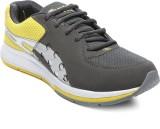 Combit Running Shoes (Grey, Yellow)