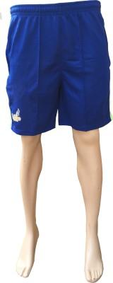 VSP Solid Men's Light Green Sports Shorts