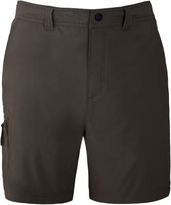Wildcraft Solid Men's Brown Sports Shorts