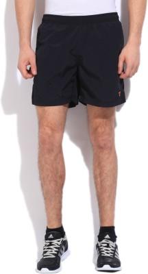 Gant Solid Men's Black Sports Shorts